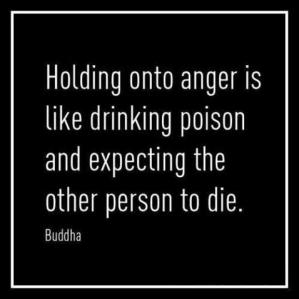 Holding to Anger