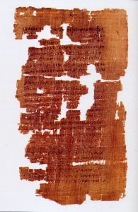Proto Gospel of James