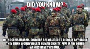 German Dignity Law