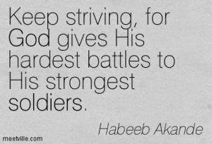 Striving Habeeb